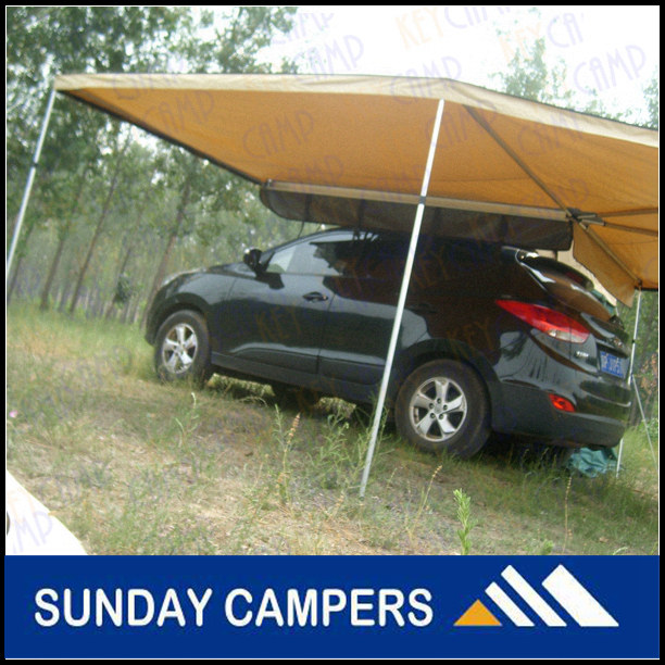 Retractable Car Shelter : Camping equipment china supplies canvas car shelter