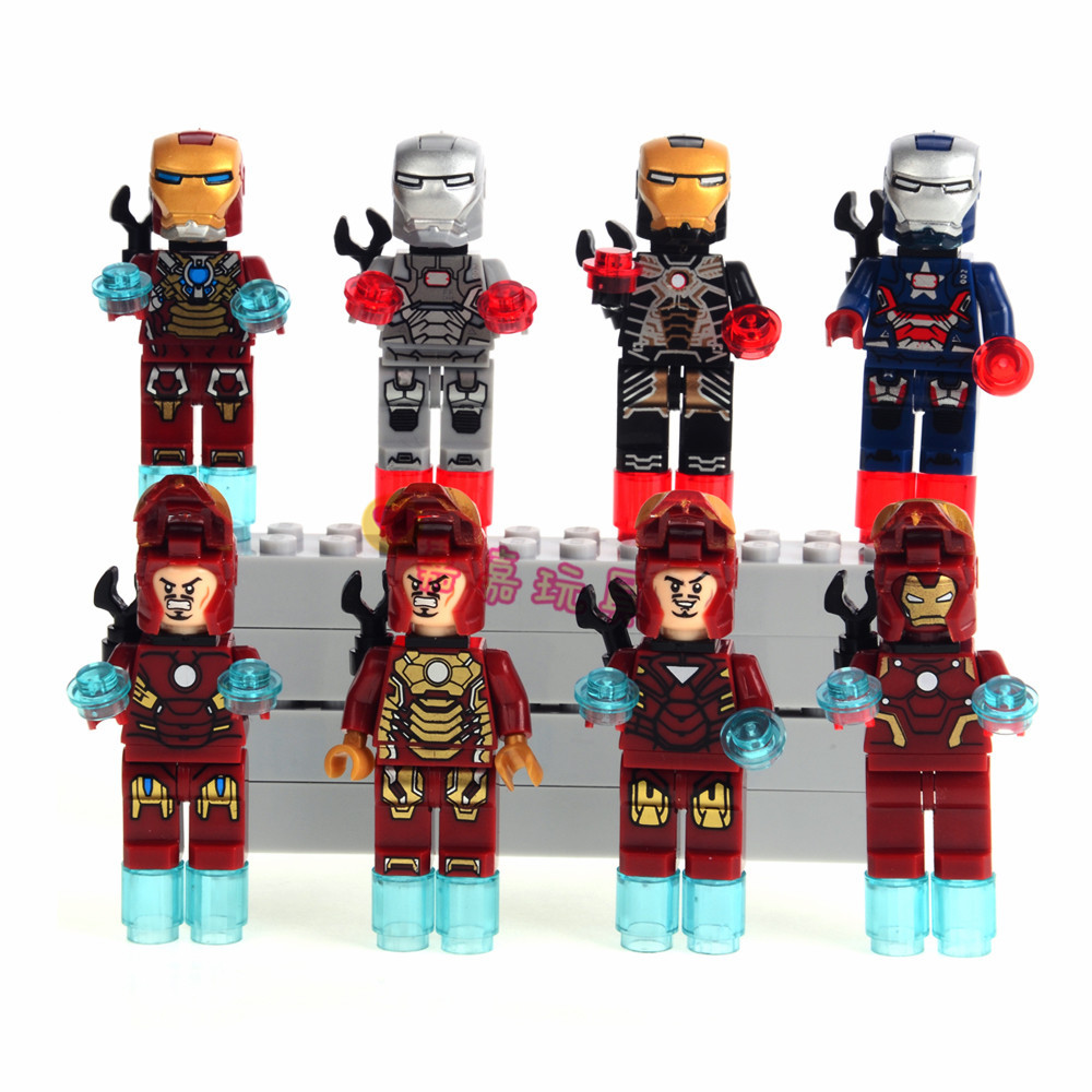 The gallery for --> Lego Super Heroes Figures