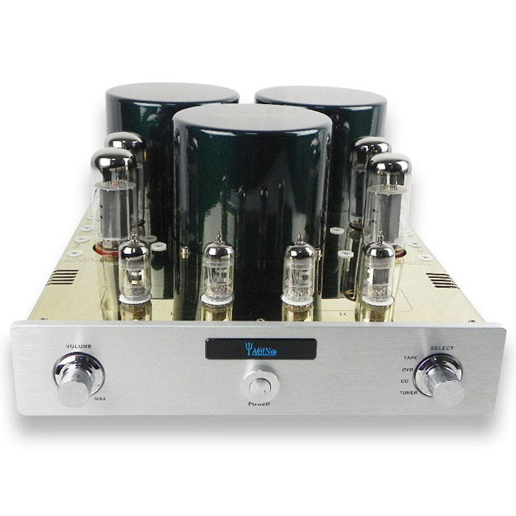 YAQIN MC-10T 52WPC EL34 10L 2.1 Vacuum Tube Amplifier