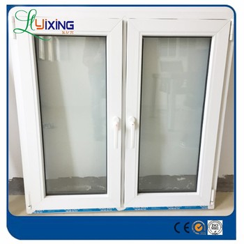 Hot china products wholesale pvc casement window glass for Cheap window replacement