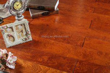 Waterproof Maple Engineered Wood Floor