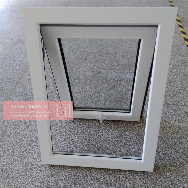 Teeyeo PVC Hurricane Proof Octagon Awning Windows Replacement