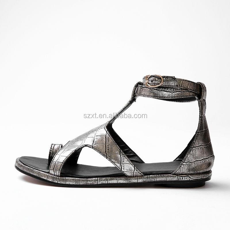 Long Fashion Latest Ladies Shoes Girl Footwear Design