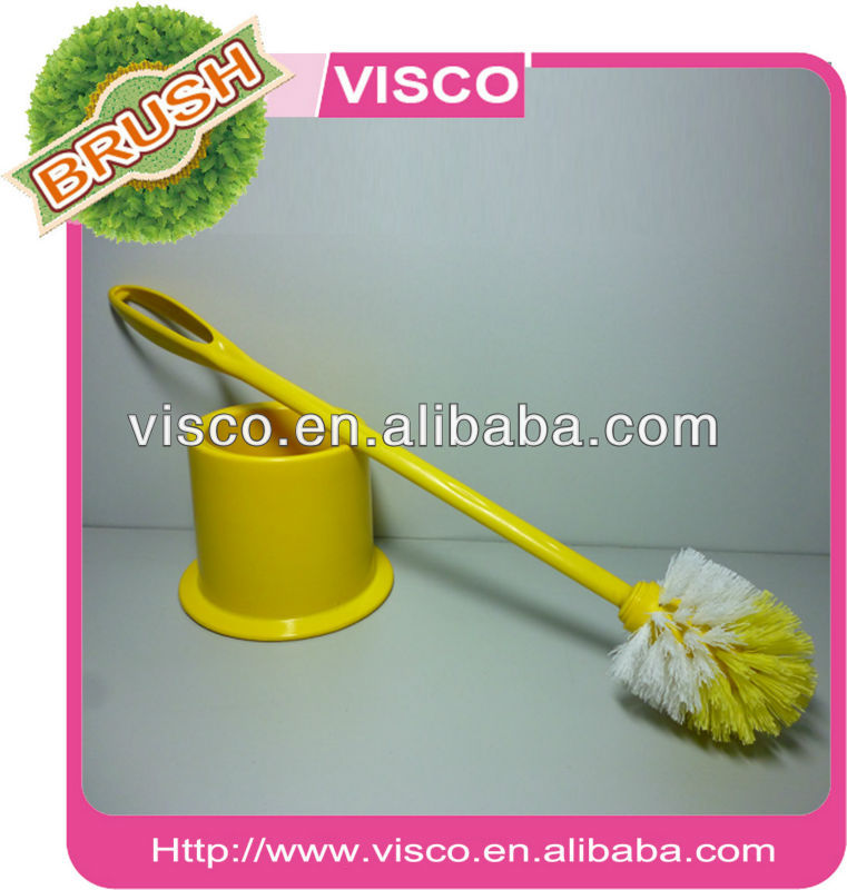 home tools plastic factory toilet cleaning brush VA216E3