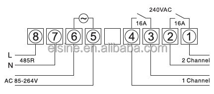 astronomical time clock wiring diagrams wiring diagram Time Distance Diagram astronomical timer switch (cn306 r485,thc306,el306) buy astronomical time clock wiring diagrams
