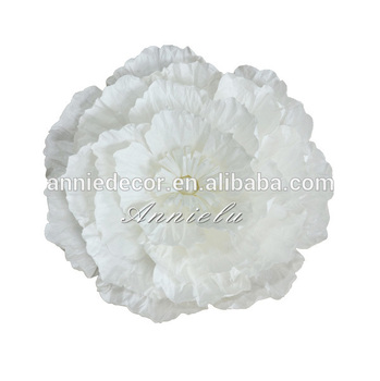 Hot Sale Artificial Tissue Paper Flower For Wedding Decoration Buy
