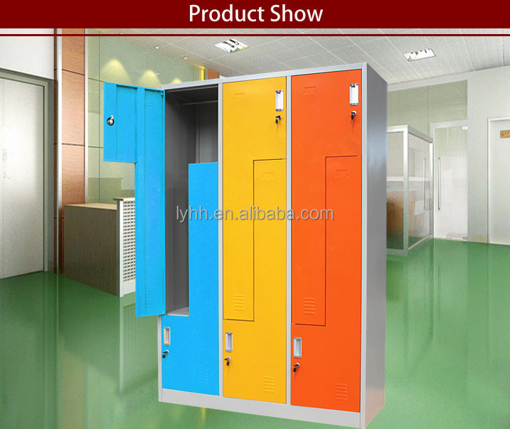 Willu0027s GYM Furniture Golf Ball Storage Wardrobe 6 Z Sharp Locker Cabinet  Steel Cloth Stadium Locker