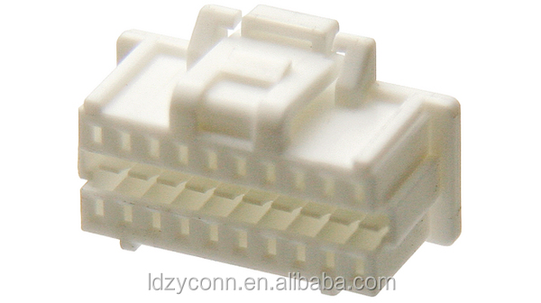 UL approved 1.00mm pitch 46 47 48 49 50 pin electrical terminal connector replaces MOLEX 501189