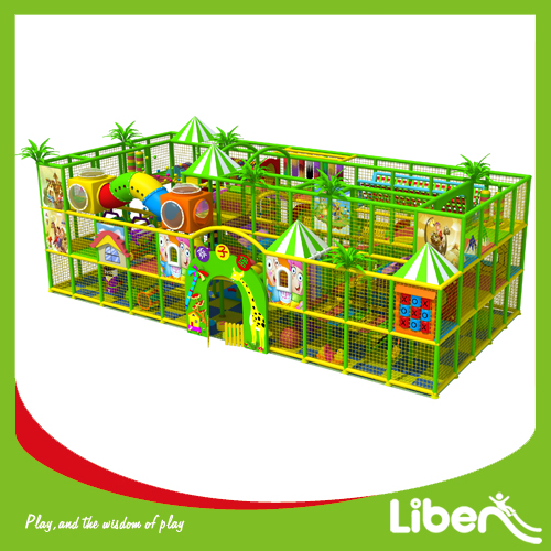 China Liben High Quality Used Indoor Soft <strong>Kids</strong> Play Structure