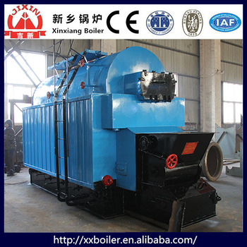 Industrial Coal Pellet Fired Steam Boiler Burner For Home And Wood ...