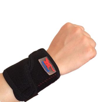 b115bc58cd99 Hyl-6901 2018 Durable Neoprene Wristband Elastic Wrist Guard Support ...