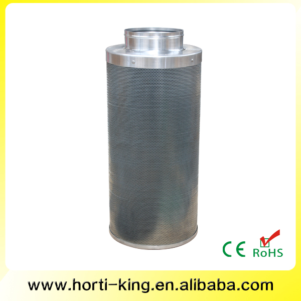 fan powered blower hepa activated carbon filter