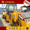 High-frequency Two Steel Cylinder Road Roller