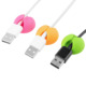 2017 Hot Selling Fashion Silicone Wire Holder Cable Winder Customized Wire Winder For Headphone Cable/earphone/USB