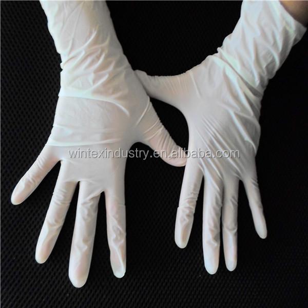 Latex gloves custom