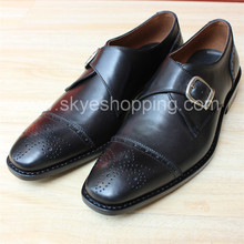 Goodyear Custom Designing Online Waterproof Leather Shoes for Men