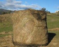 PE Slow Feed Hay Saver Net, polyethylene hay netting , net heno