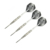 Dart Supplies:Custom Tungsten Dart Stems/ Barrels For Serious Dart Players
