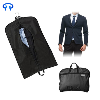 49e93cd1b3c7 customized garment bag wholesale foldable garment suit bags with handles