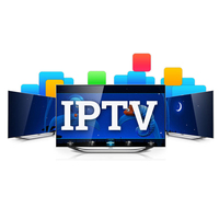 1 Year IPTV Subscription of USA Arabic India African Europe M3U Channels List for Best 4K Android Mag250 Mag254 IPTV Set Top Box