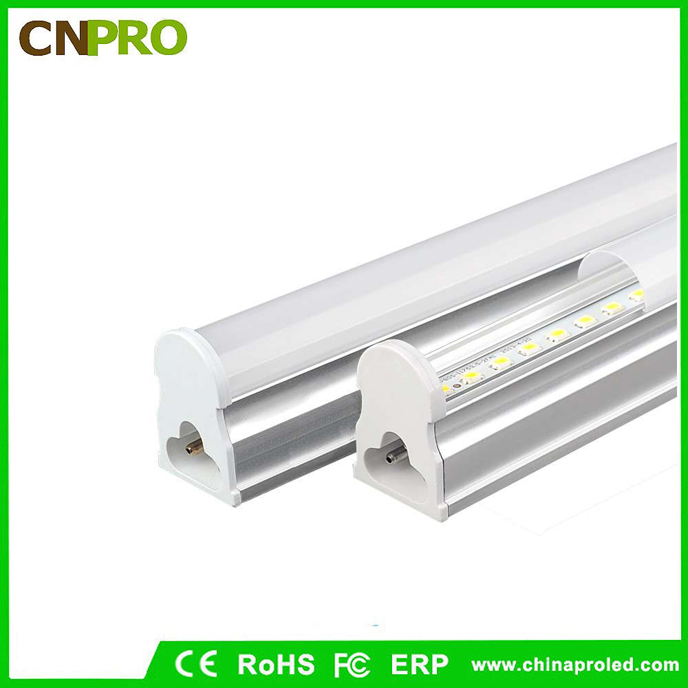low price normal bright 600mm 9w integrated t5 led tube light with CE & RoHS free logo service