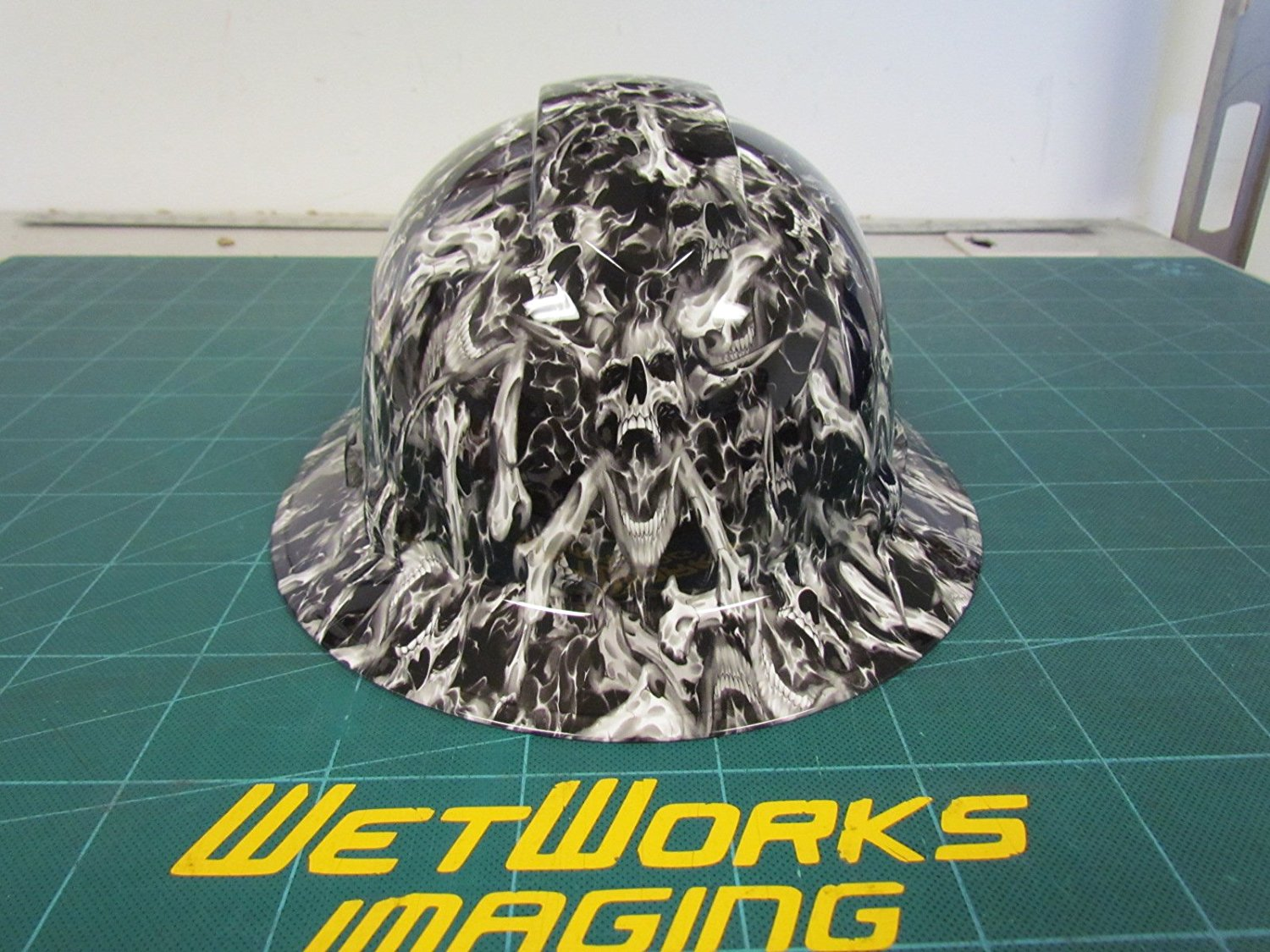 Buy Wet Works Imaging Customized Pyramex Full Brim Screaming