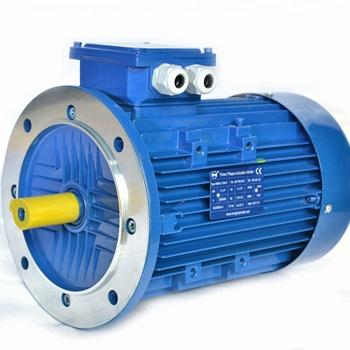 3 Fase Motor Induksi 10hp 7 5kw 3000 Rpm Motor Listrik Buy 10 Hp