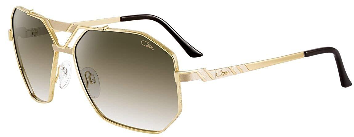 74289373cb3 Get Quotations · Cazal 9058 002 Matte Gold Brown Gradient Sunglasses 63MM