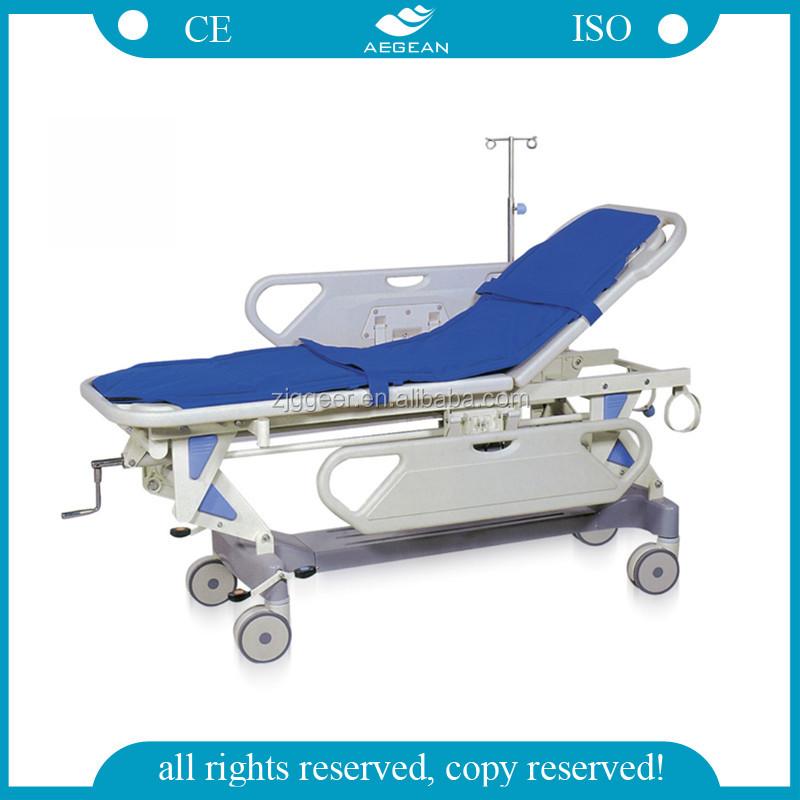 Ag-hs002 Hospital Use Manual Iso&ce Air Ambulance Stretcher