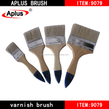 wood handle camel roller brush/paint tools