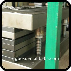The best Fiberglass aluminum tool box mould making die casting moulding 10w
