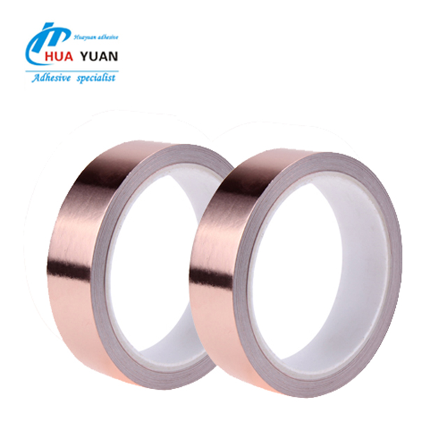 sample free! Acrylic copper foil tape for Mobile LED lights EMI shielding