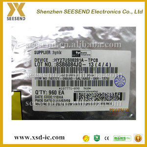NAND Flash Memory HY27US08281A-TPCB