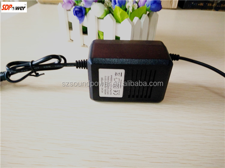 12V 1A indoor transformer 230v ac to 12v ac electrical equipment linear adapter