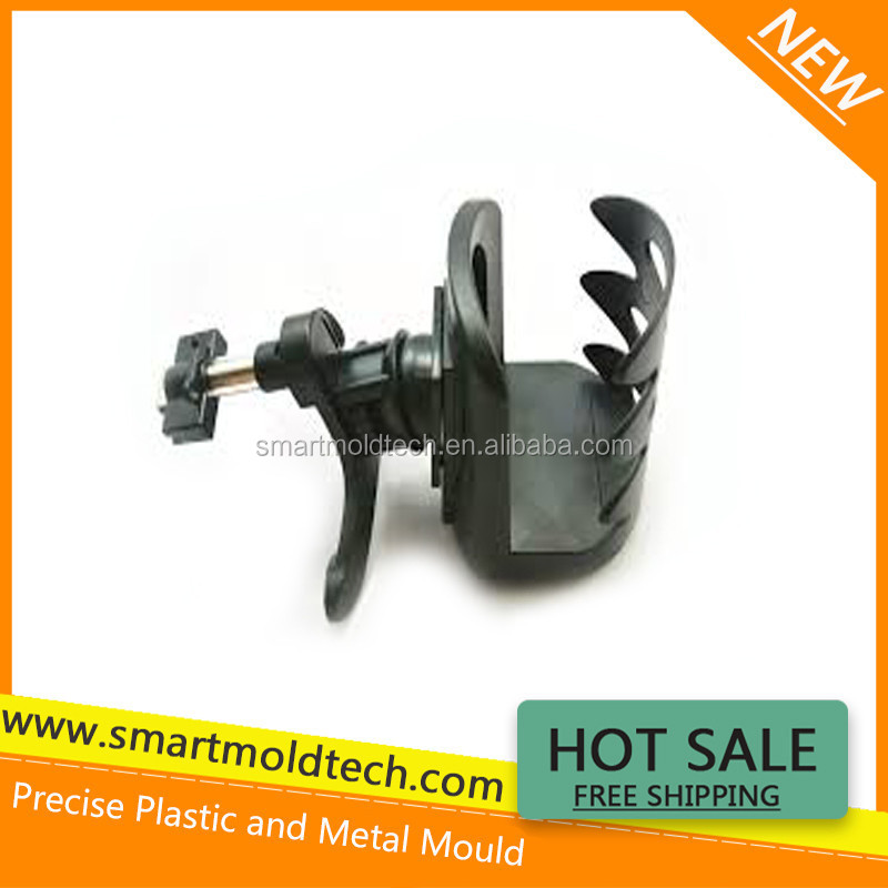 Plastic Injection Mold For Air Vent Clip Drink Bottle Bracket Mount Holder  - Buy Used Injection Molds,Used Injection Molds For Sale,Plastic Mold
