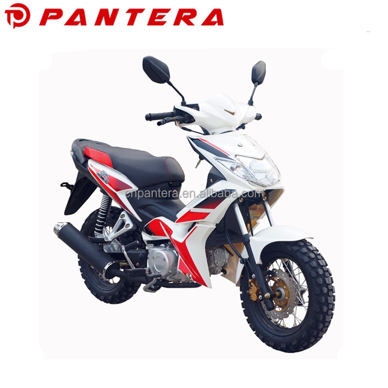 Hot Sale 4-Stroke Air-Cooled Gas/Diesel Motorcycle 100cc Mini Dirt Bikes For Sale