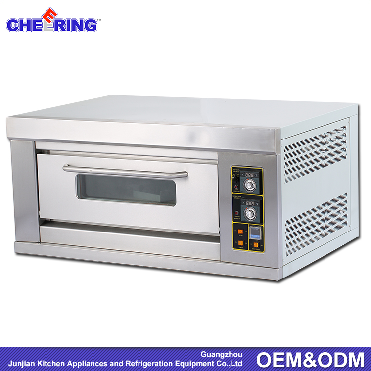 Commercial Countertop Bakery gas pizza Oven , kitchen oven gas