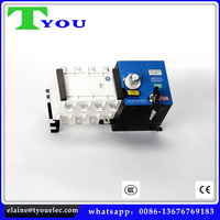 ATS Automatic transfer switch for generator Dual power changeover 63A-3200A switchgear
