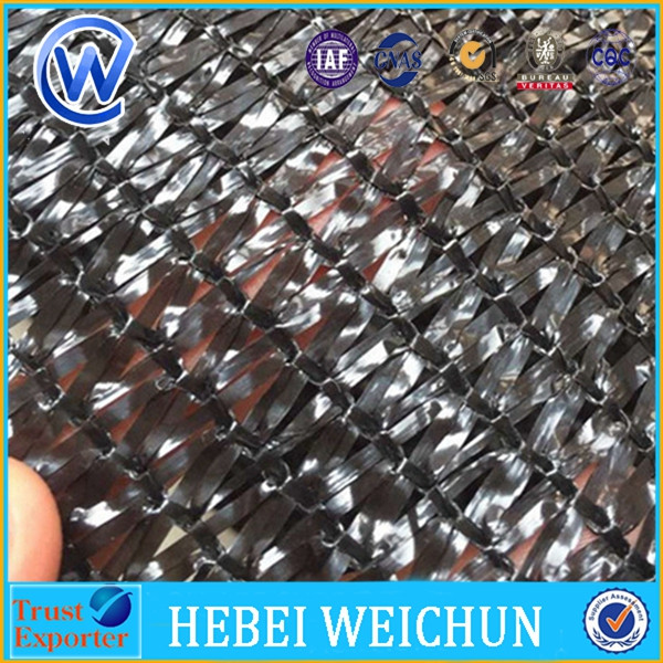 green shade cloth mesh net for vegetable/cloth for greenhouse/carport