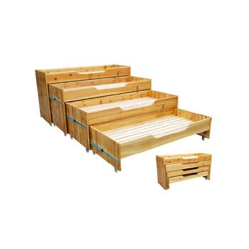 quality design d8b40 cc7e5 Four Layers Cheap Toddler Beds/ Wood Folding Bed Qx-196f - Buy Wood Folding  Bed,Wood Toddler Bed,Toddler Bunk Bed Product on Alibaba.com