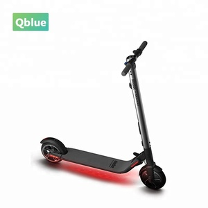 New product Ninebot ES2 Electric Scooter Easy to fold / unfold,8-Inch Front and 7.5-Inch Back tires