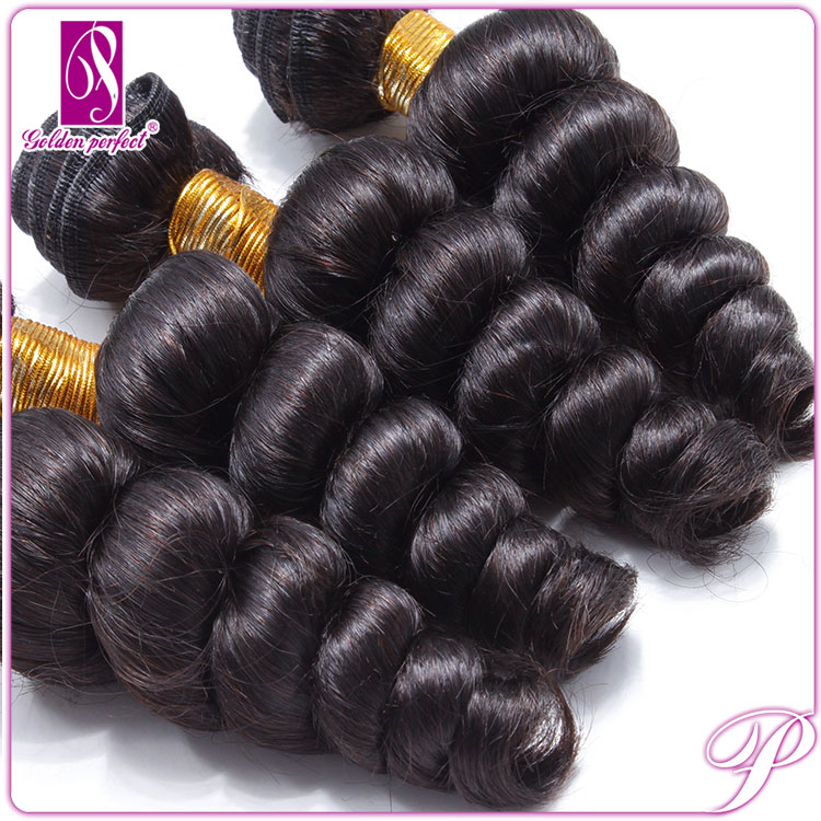 Collected from young and healthy ladies real human hair weave No Smell loose wave russian dropship extensions