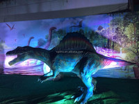 Robot Dinosaur Design 5D 7D 9D XD Movie Theater