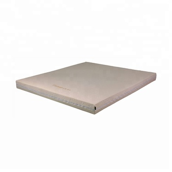 waterproof cover medical massage foam hospital mattress for hospital bed