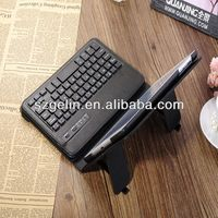 2013 bluetooth keyboard case for ipad mini