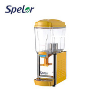 Light Weight New Design Plastic Ice Juice Drink Dispenser