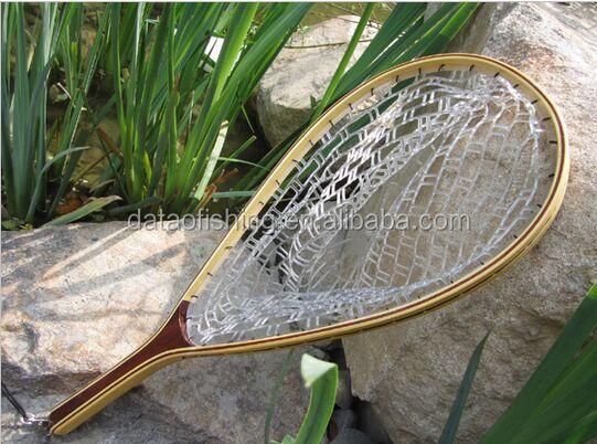 Forelle pvc fliegenfischen aus holz kescher buy trout pvc fly