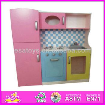 2015 new pretend kitchen popular big kitchen set toy and best seller