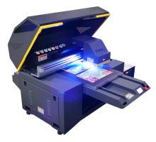 Uv printer 3 pcs XP 600 uv inkjet digitale a1a2 uv flatbed printer