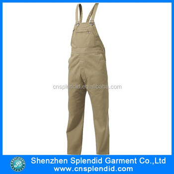 cd7231b3fb7 Customized design mechanic construction workwear overalls. View larger image